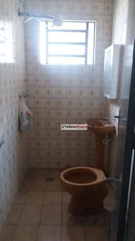 kitnet com 1 dormitório para alugar por r$ 650/mês - conjunto residencial trinta e um de março - são josé dos campos/sp - ed0038
