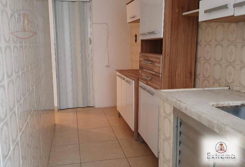 kitnet com 1 dormitório à venda, 31 m² por r$ 140.000,00 - vila tupi - praia grande/sp - kn0126