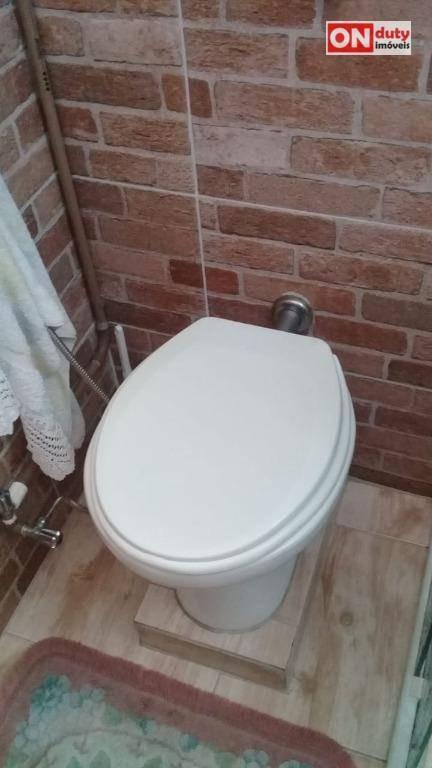 kitnet com 1 dormitório à venda, 36 m² por r$ 230.000,00 - boqueirão - santos/sp - kn0083