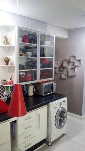 kitnet com 1 dormitório à venda, 38 m² por r$ 259.700.000 - república - são paulo/sp - kn0120