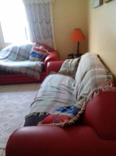 kitnet com 2 dorms, caiçara, praia grande - r$ 170.000,00, 61m² - codigo: 412342 - v412342
