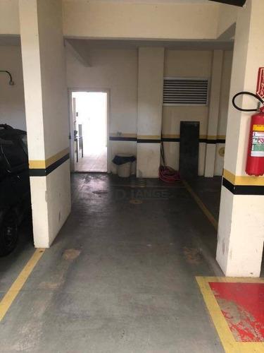 kitnet com garagem em ótima localização - botafogo - campinas/sp - kn0594