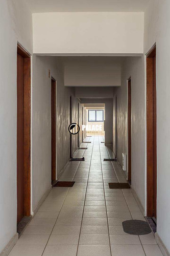 kitnet divida quarto/sala, guilhermina, p. grande -código: 1811 - v1811