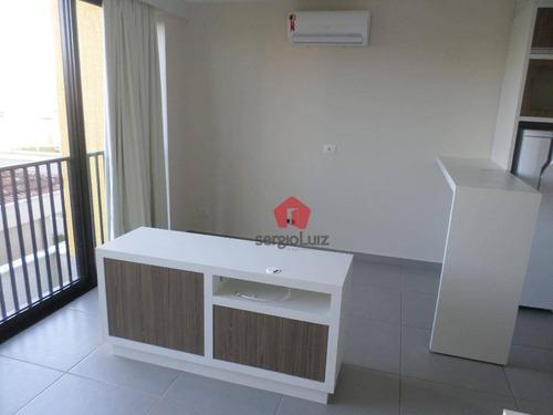 kitnet mobiliada para locação no bairro prado velho - kn0023 - kn0023