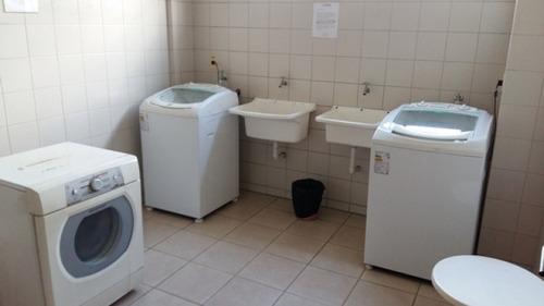 kitnet mobiliado no bairro água verde, com aproximadamente 30,00 m²  sem vaga de garagem - 3574731