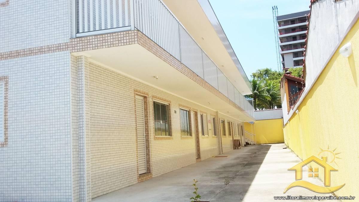 kitnet no bairro centro em peruíbe - 1774