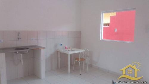 kitnet no bairro cidade nova peruibe em peruíbe - 2128