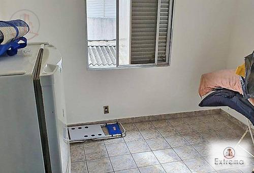 kitnet no bairro ocian, 25 m² por r$ 79.900,00 à vista - kn0121