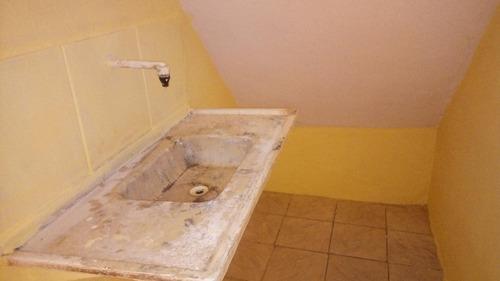 kitnet no montese, quarto, sala, cozinha, área de serviço