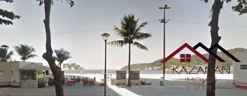 kitnet praia do gonzaguinha são vicente/sp. - 3555