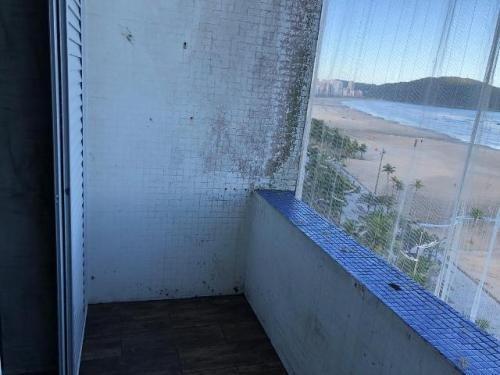 kitnet reformada na guilhermina - praia grande 5572 | p.c.x