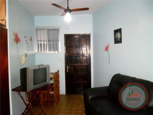 kitnet residencial á venda. boqueirão - kn0210