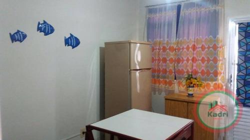 kitnet residencial á venda.canto do forte - kn0211