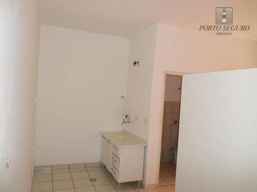 kitnet residencial para locação, centro, americana. - kn0006