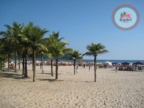 kitnet residencial para locação, cidade ocian, praia grande - kn0181. - kn0181