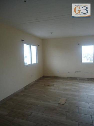kitnet residencial para locação, fragata, pelotas. - kn0144