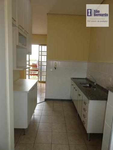 kitnet residencial para locação, jardim paulistano, americana. - kn0027