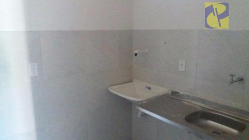 kitnet residencial para locação, são joão do tauape, fortaleza - kn0008. - kn0008