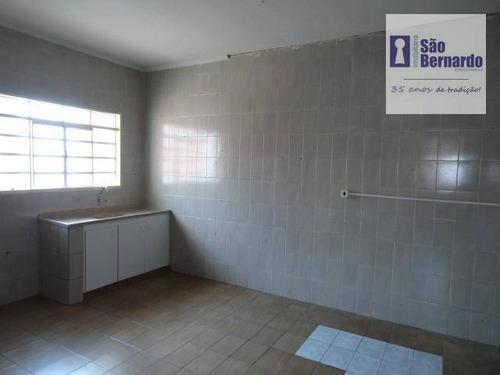 kitnet  residencial para locação, vila mathiesen, americana. - kn0032