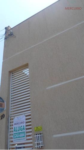 kitnet residencial para locação, vila mesquita, bauru - kn0013. - kn0013