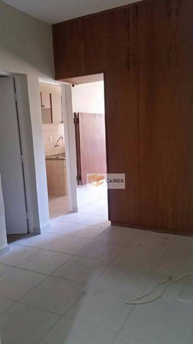 kitnet residencial para venda e locação, botafogo, campinas - kn0144. - kn0144