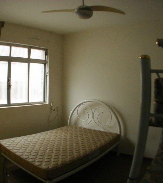 kitnet residencial para venda e locação, josé menino, santos.