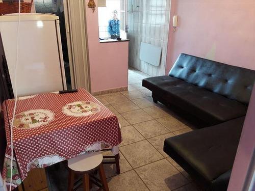 kitnet residencial para venda e locação, vila guilhermina, p
