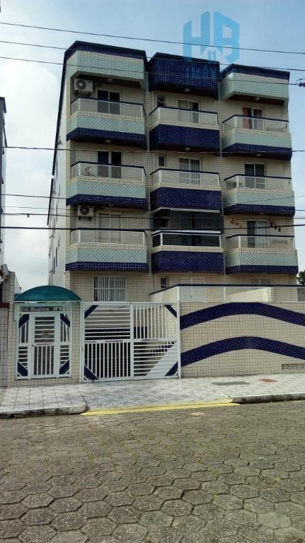 kitnet residencial para venda e locação, vila mirim, praia grande. - kn0021