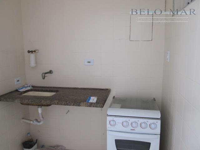 kitnet residencial à venda, boqueirão, praia grande. - codigo: kn0061 - kn0061