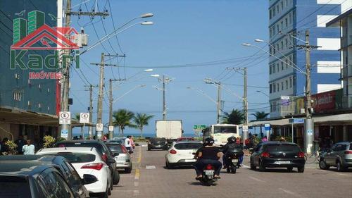 kitnet residencial à venda, boqueirão, praia grande. - kn0019
