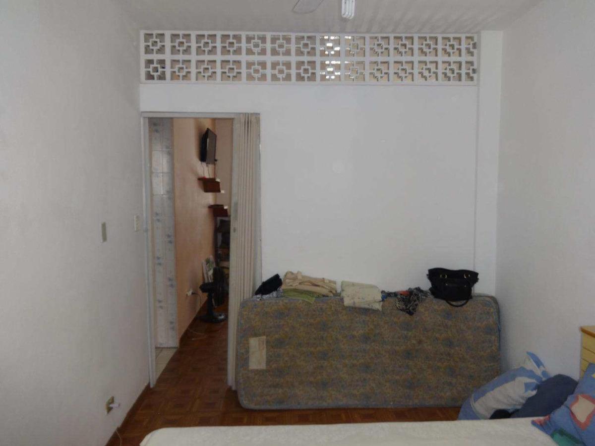 kitnet residencial à venda, boqueirão, praia grande - kn0078. - kn0078