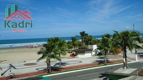 kitnet residencial à venda, boqueirão, praia grande. - kn0120
