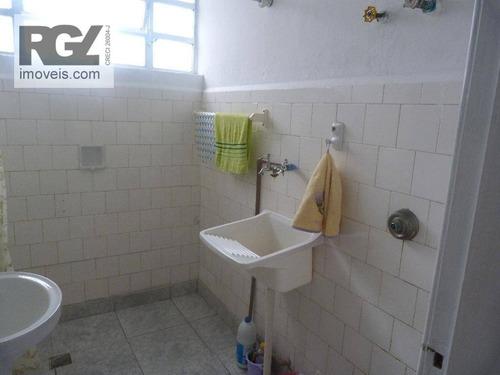 kitnet residencial à venda, boqueirão, santos. - kn0047