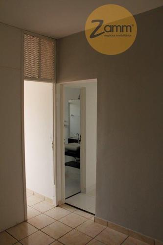 kitnet  residencial à venda, botafogo, campinas. - codigo: kn0026 - kn0026