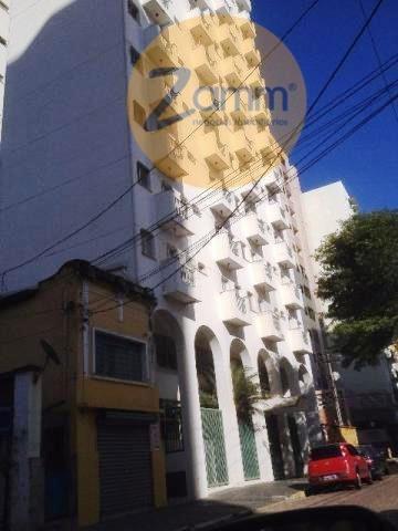 kitnet  residencial à venda, botafogo, campinas. - codigo: kn0046 - kn0046