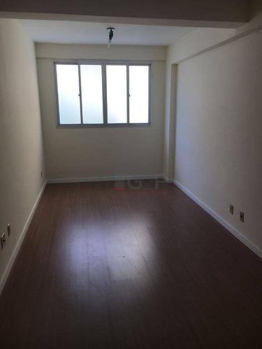 kitnet residencial à venda, botafogo, campinas. - kn0040