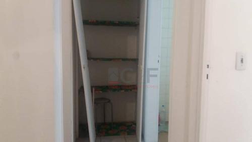 kitnet residencial à venda, botafogo, campinas. - kn0042