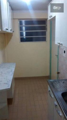 kitnet residencial à venda, botafogo, campinas. - kn0047