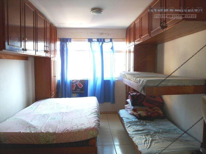 kitnet residencial à venda, campo da aviação, praia grande. - codigo: kn0114 - kn0114