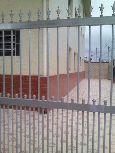 kitnet  residencial à venda, campo da aviação, praia grande. - kn0048