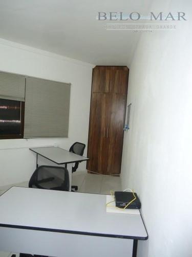 kitnet residencial à venda, canto do forte, praia grande. - codigo: kn0058 - kn0058