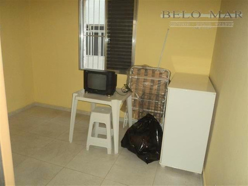 kitnet  residencial à venda, canto do forte, praia grande. - codigo: kn0103 - kn0103