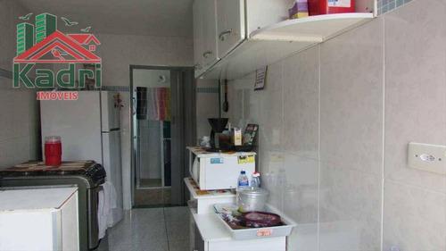 kitnet residencial à venda, canto do forte, praia grande - kn0022. - kn0022
