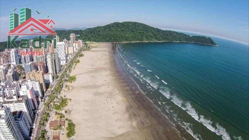 kitnet residencial à venda, canto do forte, praia grande. - kn0025