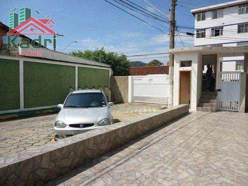 kitnet residencial à venda, canto do forte, praia grande. - kn0101