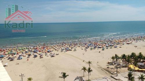 kitnet residencial à venda, canto do forte, praia grande. - kn0149
