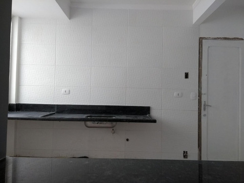 kitnet residencial à venda, canto do forte, praia grande. - kn0158