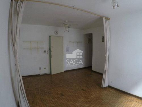 kitnet residencial à venda, canto do forte, praia grande. - kn0160