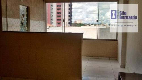 kitnet residencial à venda, centro, americana. - kn0047