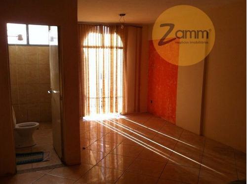 kitnet  residencial à venda, centro, campinas. - codigo: kn0030 - kn0030